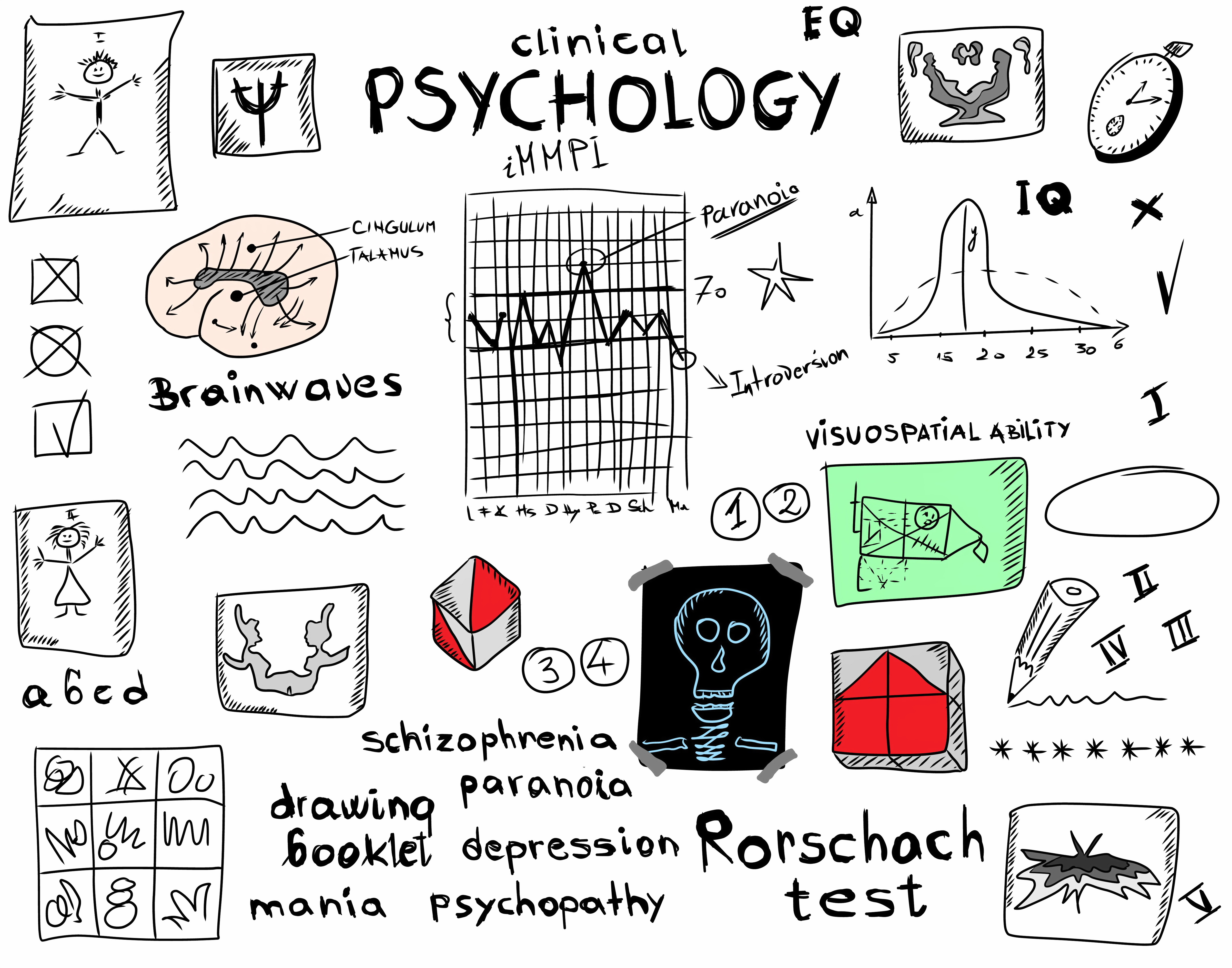 Podstawy warsztatu psychologa klinicznego. Umiejętności praktyczne i narzędzia diagnostyczne.